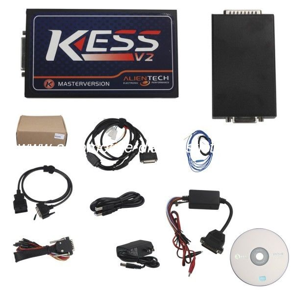 KESS V2 Master Manager Tuning Kit Auto ECU Programmer Firmware V4.036 Truck Version with Software V2.37