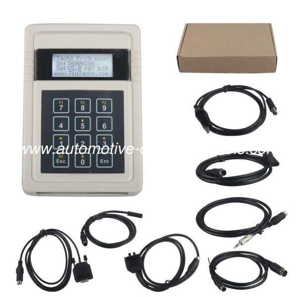 CD400 Tacho Programmer Odometer Correction Tool Support Change Speed Limit