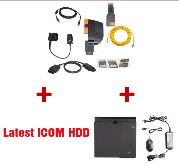 BMW ICOM Diagnostic Tools 2020 Latest Software Version Plus ThinkPad X61 Laptop Ready To Use