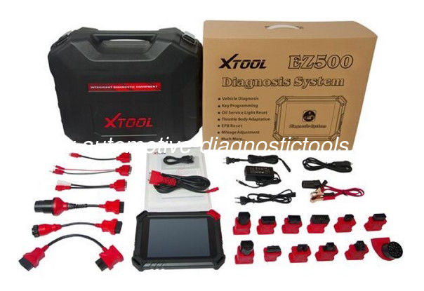 Xtool EZ500 Android System Full Diagnostic For Gasoline Cars Special Function