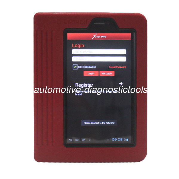 Original Launch X431 Scanner X431 Pro 7 inch Bluetooth/Wifi Full System Diagnostic Tool