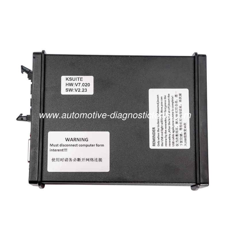 2019 Latest V2.25 KTM100 KTAG Auto ECU Programming Tool Firmware V7.020 with Reset Button Unlimited Token
