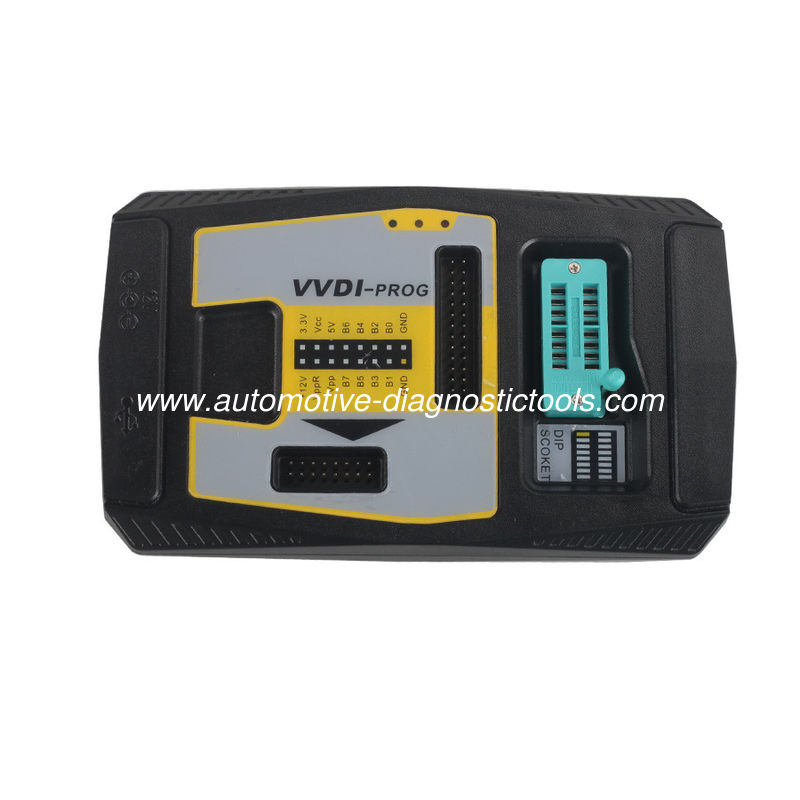 Original Xhorse VVDI Prog Car Key Programmer V4.6.4  Support MC9S08 Series, MC68HC(9)12 Series