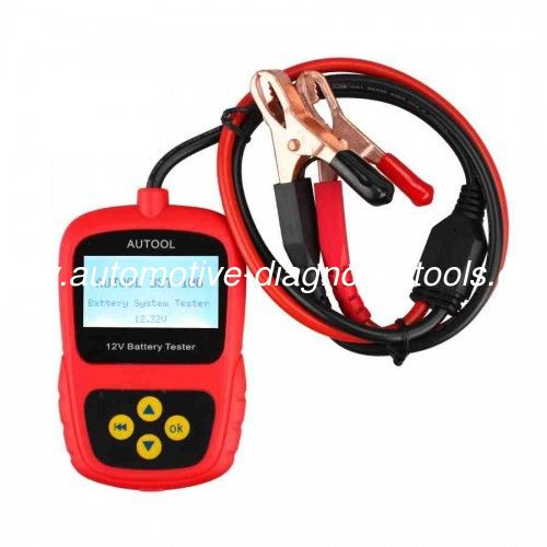 Original BST-100 BST100 Battery Tester with Multi-language