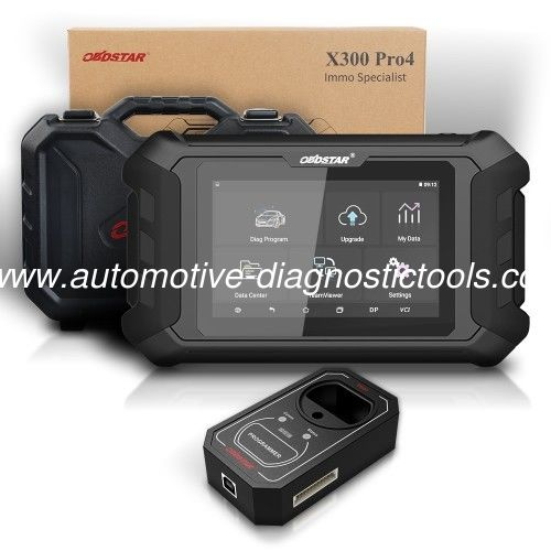 OBDSTAR X300 Pro4 Pro 4 Car Key Master Support immo programming and Free Update Online