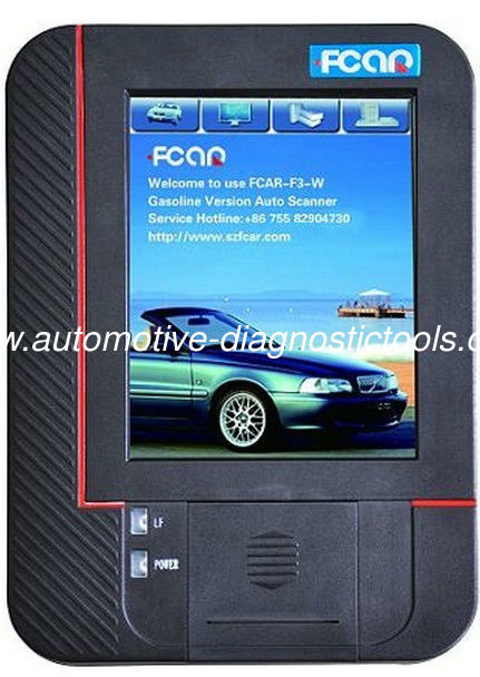 Fcar-F3-W Auto Scanner For Mainstream Gasoline + 12v Diesel Vehicles, Update By Internet