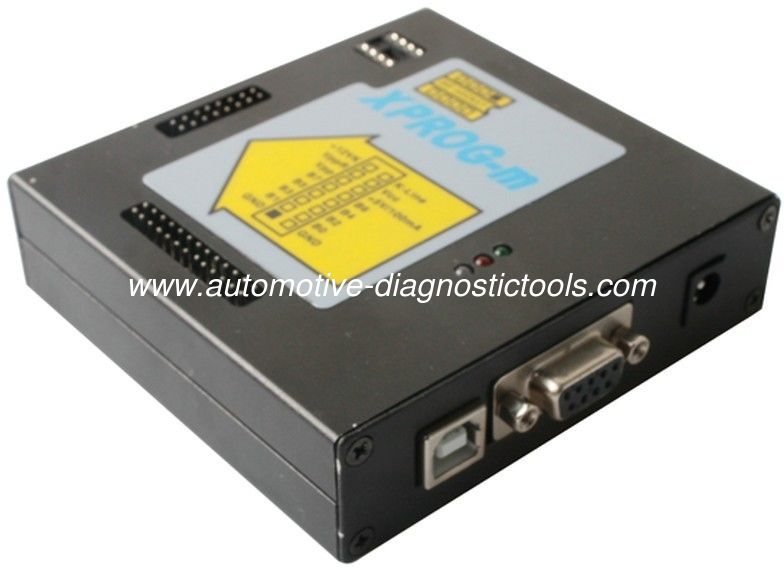 2018 V5.84  Latest Version X-PROG Box Auto ECU Programmer  with USB Dongle Read/ Write EEPROM