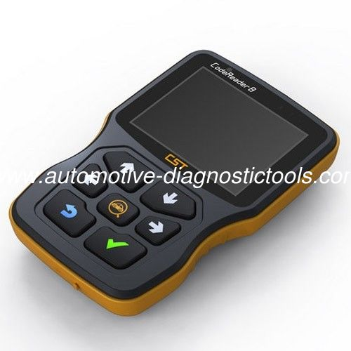 Automotive Diagnostic Equipment Code Reader 8 3.2 inches full color LCD display