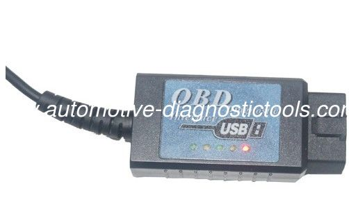 ELM327 USB EOBD OBDII CAN BUS Scan Tool
