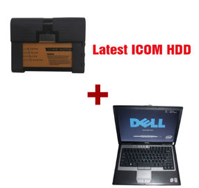 China Ferramentas diagnósticas de BMW ICOM A2 BMW mais o software HDD de V2018.7 BMW ICOM com Dell D630 pronto para uso fábrica
